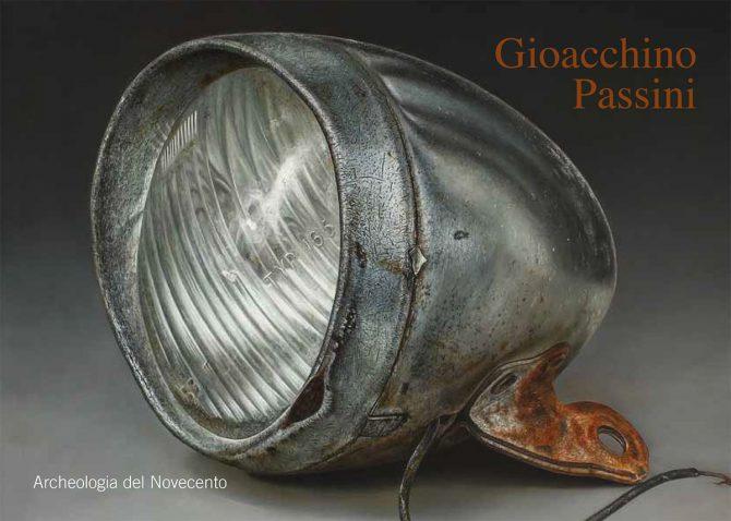 Archeologia del Novecento – Gioacchino Passini