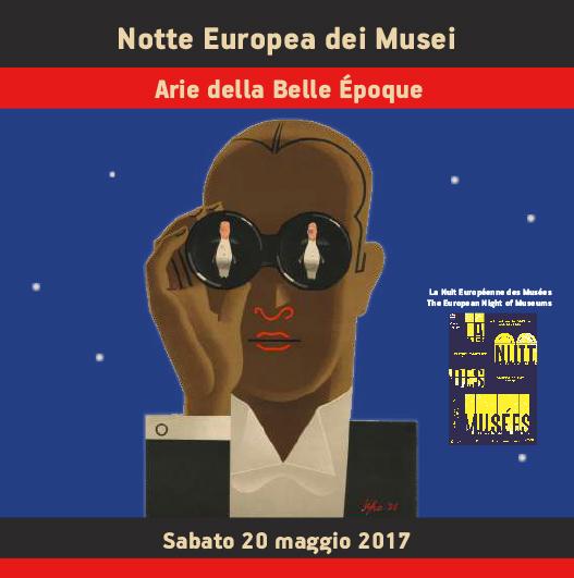 Notte Europea dei Musei 2017