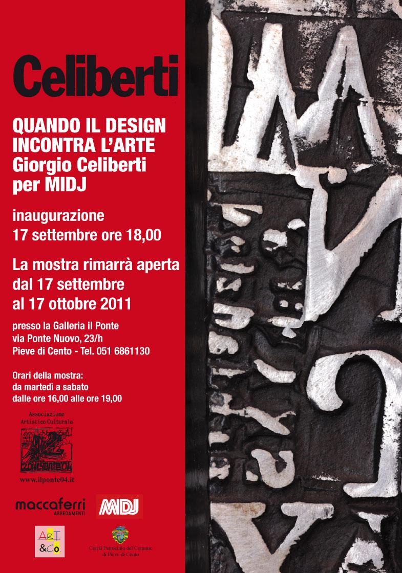 La Vena Artistica Genova quando il design incontra l'arte - giorgio celiberti - ilponte04