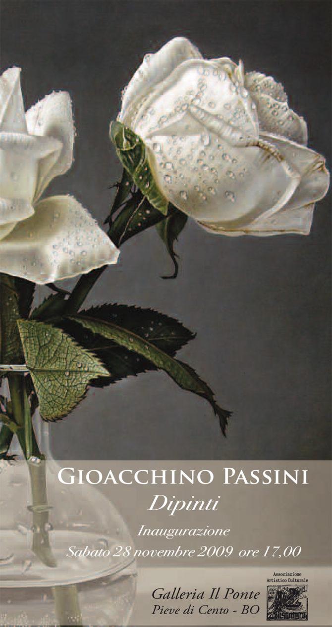 Dipinti – Gioacchino Passini