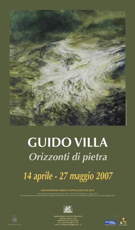 Orizzonti di pietra – Guido Villa