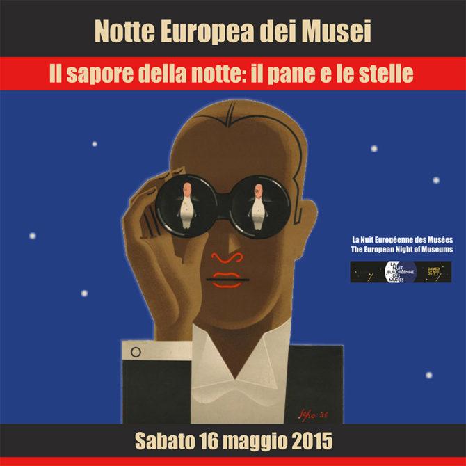 Notte Europea dei Musei 2015