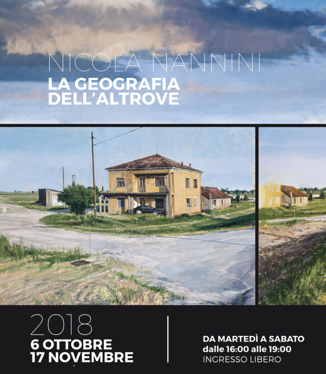 La geografia dell'altrove – Nicola Nannini