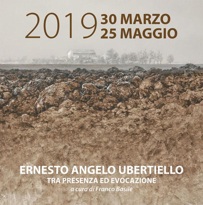 Tra presenza ed Evocazione – Ernesto Angelo Ubertiello
