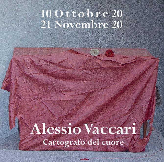 Cartografo del cuore – Alessio Vaccari
